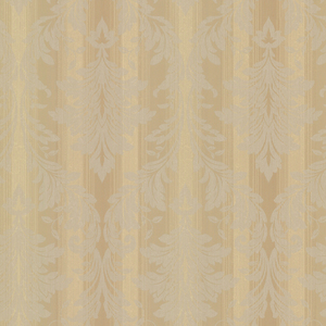 Rangeley Brass New Avalon Stripe Wallpaper SRC01782