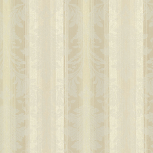 Rangeley Beige New Avalon Stripe Wallpaper SRC01783