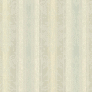 Rangeley Aqua New Avalon Stripe Wallpaper SRC01786
