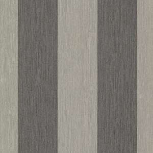 Kittery Black Affinity Stria Wallpaper SRC10289