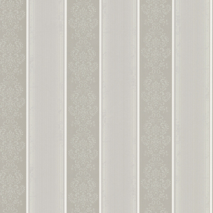 Eastport Pewter Arabelle Stripe Wallpaper SRC11309