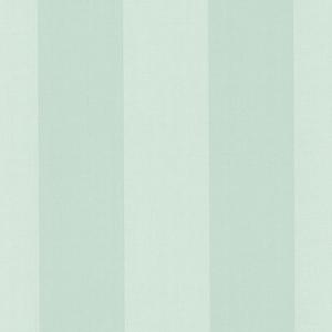 Harpswell Aqua Herringbone Awning Stripe Wallpaper SRC194532