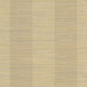 Oakland Beige Grasscloth Stripe Wallpaper SRC256010