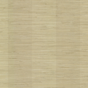 Oakland Sand Grasscloth Stripe Wallpaper SRC256012