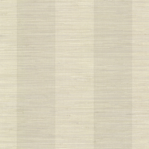 Oakland Stone Grasscloth Stripe Wallpaper SRC256013