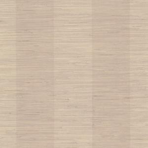Oakland Mauve Grasscloth Stripe Wallpaper SRC256014