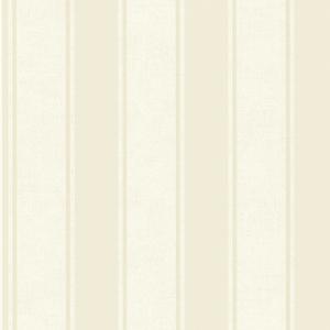 Steuben Cream Turf Stripe Wallpaper SRC47277