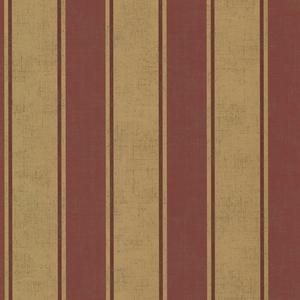 Steuben Brick Turf Stripe Wallpaper SRC47278