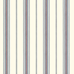 Jonesport Ivory Cabin Stripe Wallpaper SRC491010