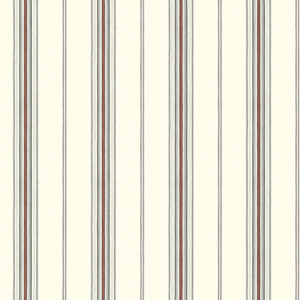 Jonesport Cream Cabin Stripe Wallpaper SRC491011