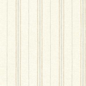 Calais Sage Grain Stripe Wallpaper SRC49518