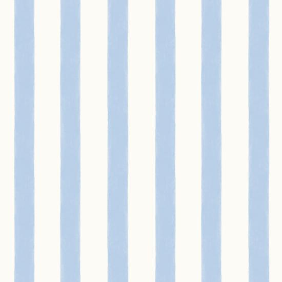 Boothbay Harbor Ocean Waterside Stripe Wallpaper SRC54561