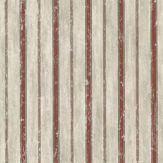 Saco Brick Parker Stripe Wallpaper SRC64123
