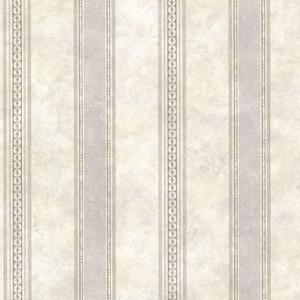 Castine Fog Tuscan Stripe Wallpaper SRC761911