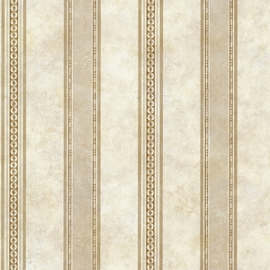 Castine Beige Tuscan Stripe Wallpaper SRC76199