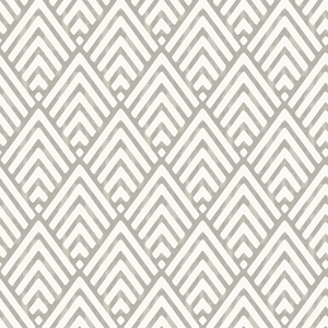 Vertex Charcoal Diamond Geometric Wallpaper 2625-21825