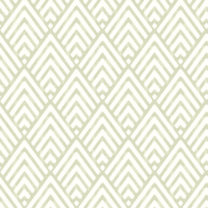 Vertex Green Diamond Geometric Wallpaper 2625-21827