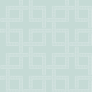 Theory Turquoise Geometric Wallpaper 2625-21830