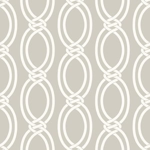 Infinity Taupe Geometric Stripe Wallpaper 2625-21837
