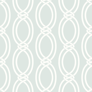 Infinity Mint Geometric Stripe Wallpaper 2625-21838