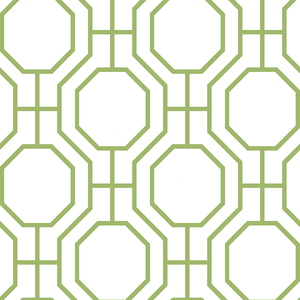 Circuit Green Modern Ironwork Wallpaper 2625-21846