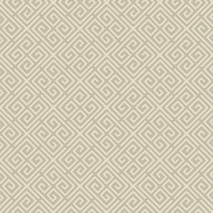 Omega Taupe Geometric Wallpaper 2625-21861