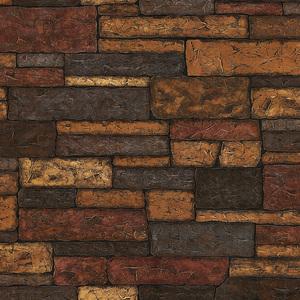 Bristol Taupe Brick Texture 412-41394