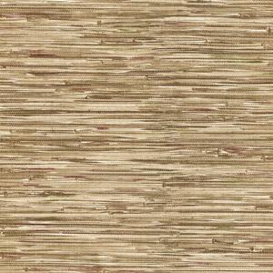 Lepeka Brown Grasscloth 412-44139