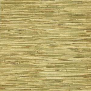 Lepeka Green Grasscloth 412-44140