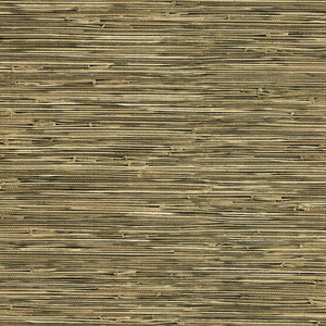Lepeka Dark Green Grasscloth 412-44141
