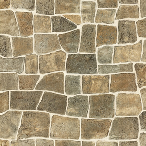Flagstone Taupe Flagstone Rock Wall Texture 412-44151