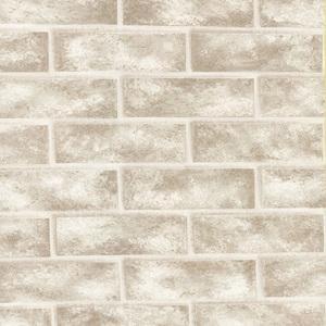 Urbania White Brick Texture 412-56947