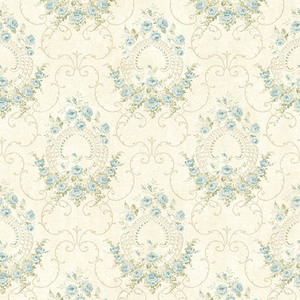 Georgiana Tearose Blue Cameo CCB02122