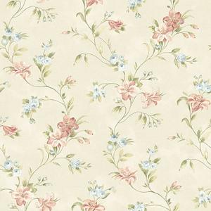 Lorraine Lily Peach Floral CCB02131