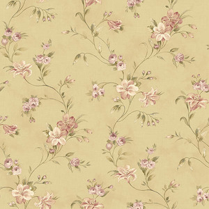 Lorraine Lily Gold Floral CCB02133