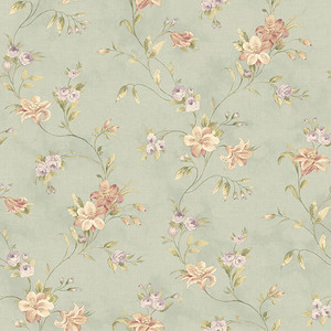 Lorraine Lily Blue Floral CCB02134