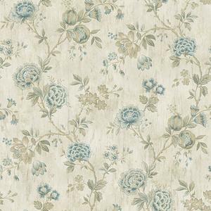 Chrysanthemum Blue Jacobean CCB02213