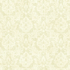 Cottage Green Damask CCB193524