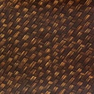 Woven Straw in Umber WW760