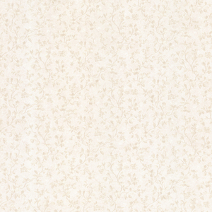 Amanda Taupe Floral Trail Wallpaper 992-68312