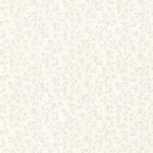 Amanda Light Blue Floral Trail Wallpaper 992-68311