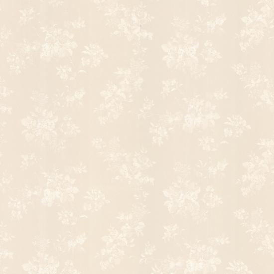 Tori Cream Satin Floral Wallpaper 992-68328