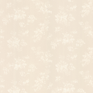 Tori Cream Satin Floral Wallpaper 992-68328