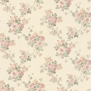 Kristin Blush Rose Trail Wallpaper 992-68369