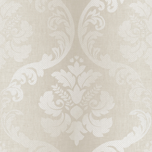 Delilah Ale Tulip Damask Wallpaper VIR98221