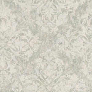 Leia Sage Lace Damask Wallpaper VIR98244