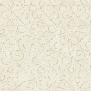 Shin Silver Golden Scroll Texture Wallpaper VIR98272