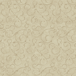 Shin Bronze Golden Scroll Texture Wallpaper VIR98273
