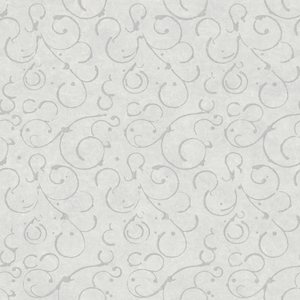 Shin Pewter Golden Scroll Texture Wallpaper VIR98275