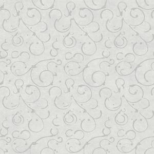 Shin Pewter Golden Scroll Texture Wallpaper VIR98275